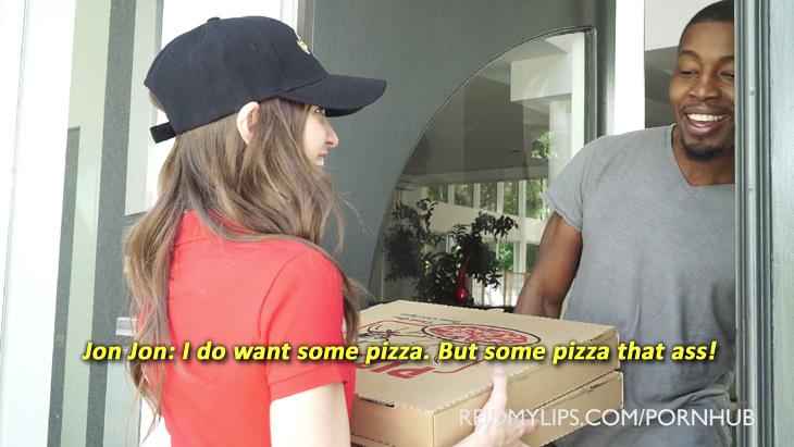 riley reid pizza that ass