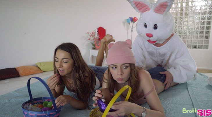 Alex Blake Lily Adams Creampie Surprise