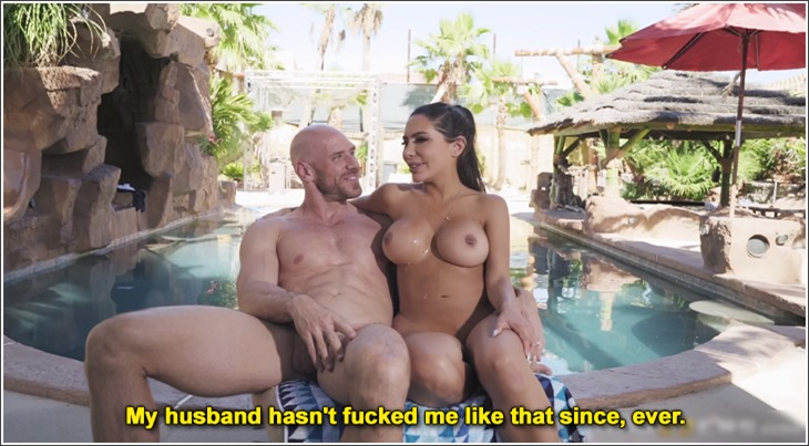 Ride the Wife - Lela Star and Johnny Sins