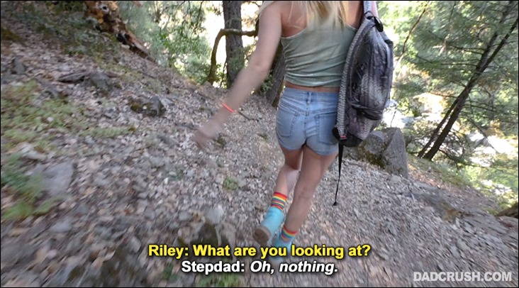 Riley Star in Horny Hiking With My Stepdad