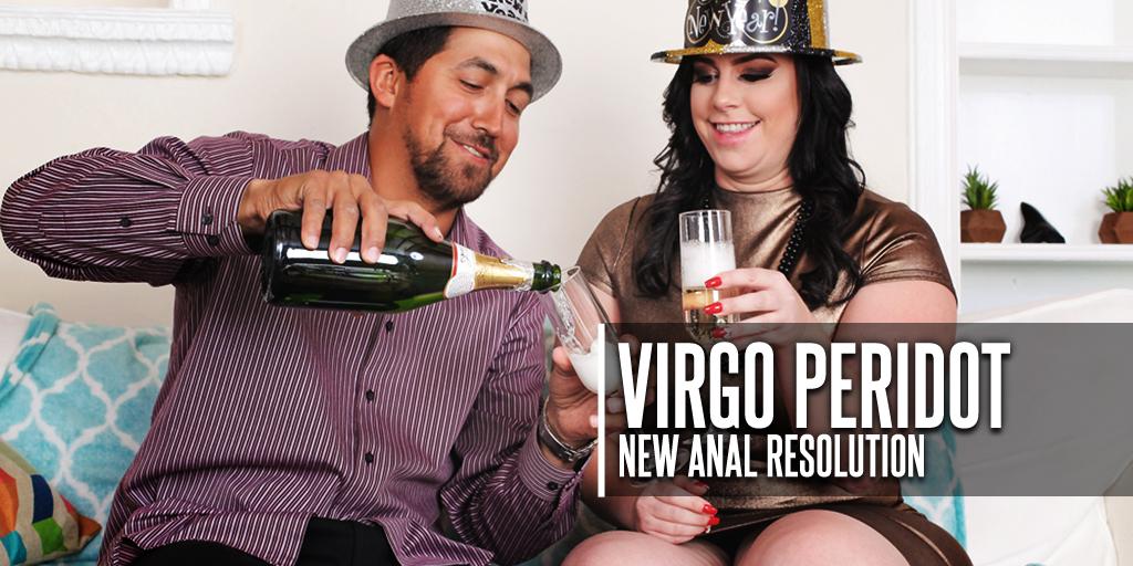 Porn's Insane - Virgo Peridot in Plumper Pass' New Anal Resolution